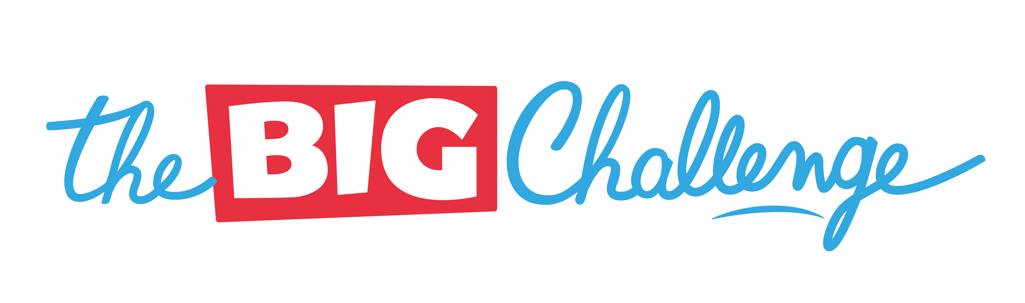 Logo: The Big Challenge